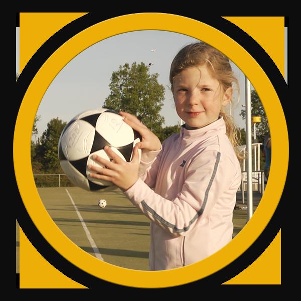 Nora zoekt een sport, annemarie mooren productions serie